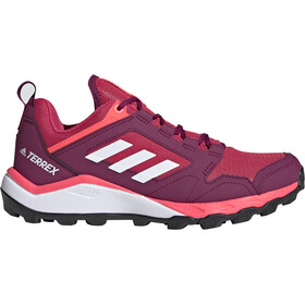 adidas TERREX Agravic TR Trail Running Shoes Women, power pink/footwear white/signal pink